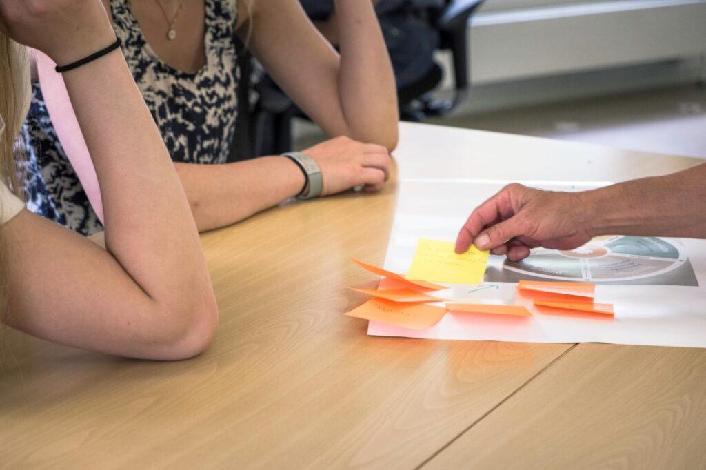 Læringsforløb peer-to-peer